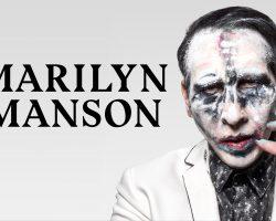 Marylin Manson 2017